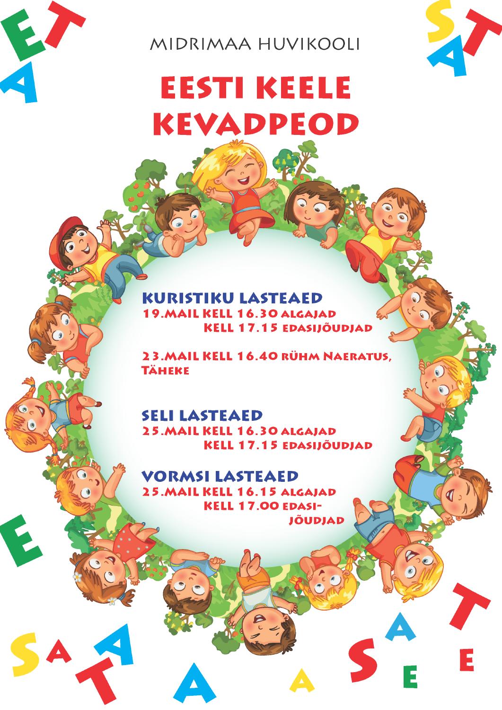eestikeele kevadpeod16