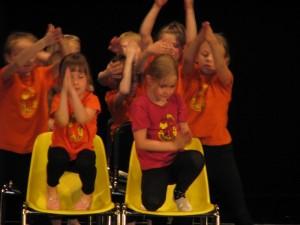 26.Lasteaia tantsijad