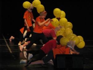 26. Lasteaia tantsijad