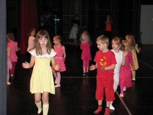 Kullerkupu tantsijad