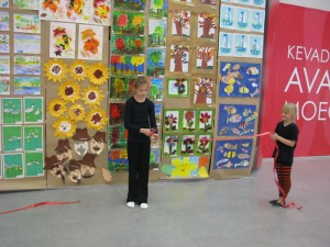 Näituse avamine