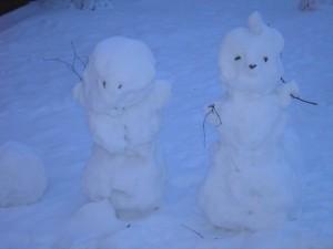 Kiikhobu ufo lumememmed