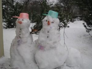 Pirita lumememmed