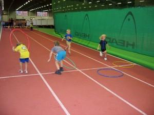 Sportlik tegevus