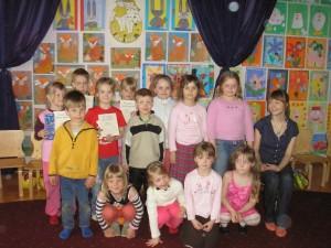 Kunstinäituse avamine - Vormsi lasteaed