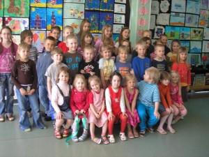 Kunstinäituse avamine - Lepistiku lasteaed-algkool
