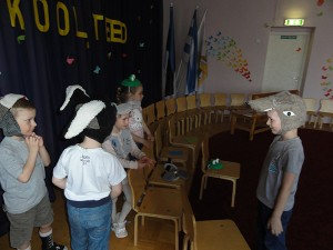 Eesti keele ringi pidu Vormsis